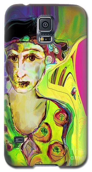 The Artist In Fauve Galaxy S5 Case