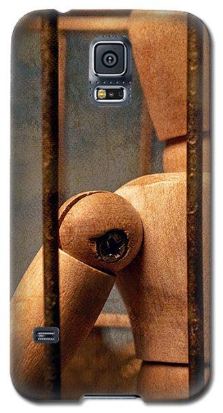 The Artist Galaxy S5 Case by Jeff  Gettis