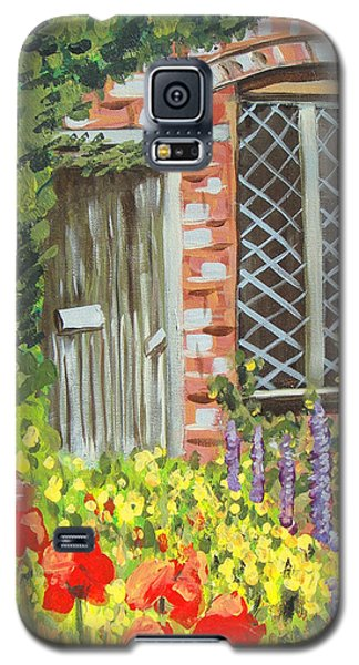 The Artist's Cottage Galaxy S5 Case