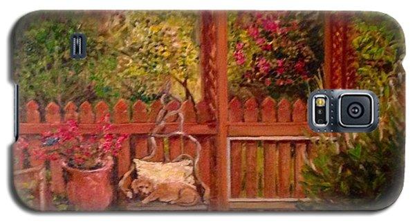 The Artist's Garden Galaxy S5 Case