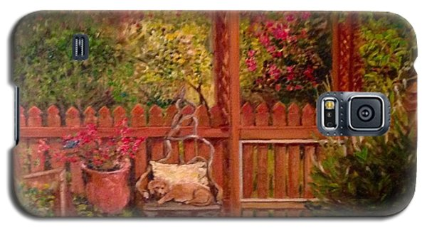 The Artist's Garden Galaxy S5 Case
