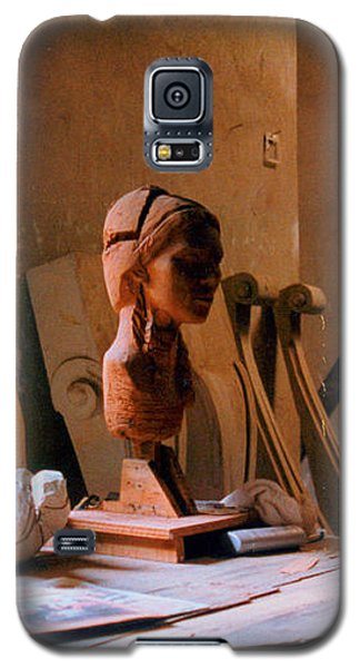 Galaxy S5 Case featuring the photograph The Restoration Studio 3 by Susan Parish