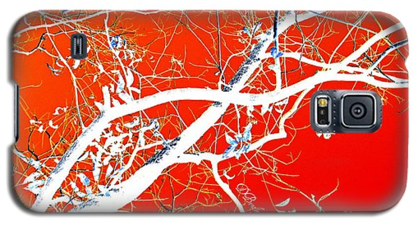 The Asian Tree Galaxy S5 Case