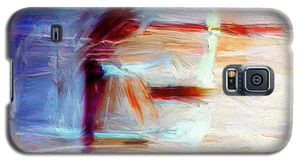Galaxy S5 Case featuring the painting The Auberge by Dominic Piperata