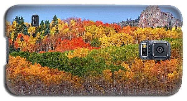 The Autumn Blanket Galaxy S5 Case