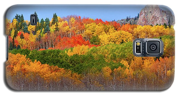 The Autumn Blanket Galaxy S5 Case