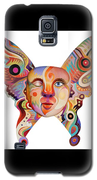 Galaxy S5 Case featuring the painting The Awakening by Bob Coonts
