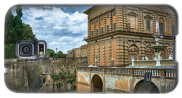The Back Of The Pitti Palace In Florence Galaxy S5 Case