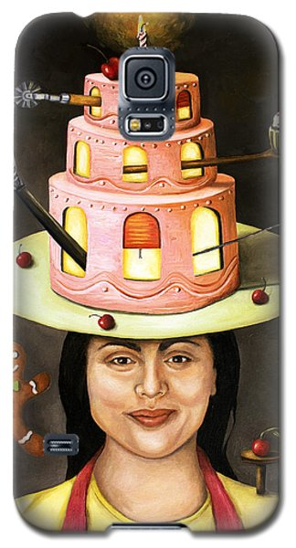 The Baker Galaxy S5 Case