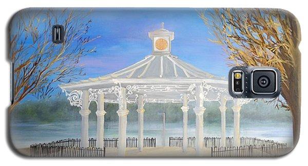 The Bandstand Basingstoke War Memorial Park Galaxy S5 Case