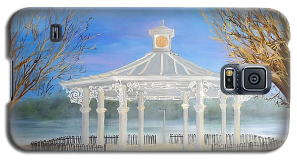 The Bandstand Basingstoke War Memorial Park Galaxy S5 Case