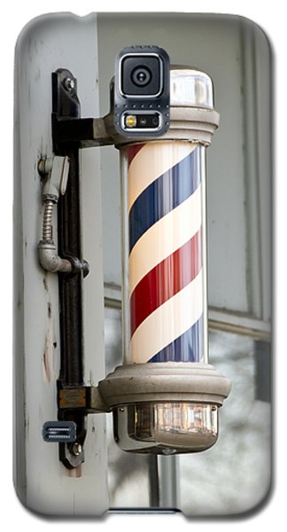 The Barber Shop 4 Galaxy S5 Case by Angelina Vick