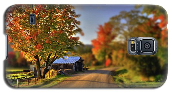 The Barn At The Bend Galaxy S5 Case