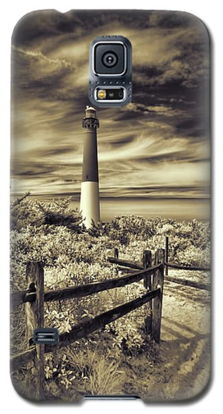 The Barnegat Lighthouse New Jersey Galaxy S5 Case