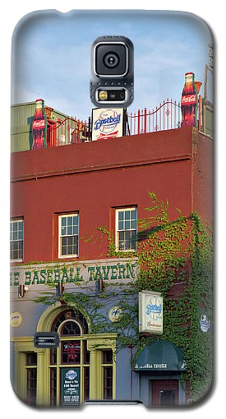 The Baseball Tavern Boston Massachusetts  -30948 Galaxy S5 Case