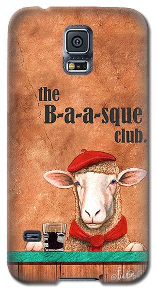 the Basque Club Galaxy S5 Case