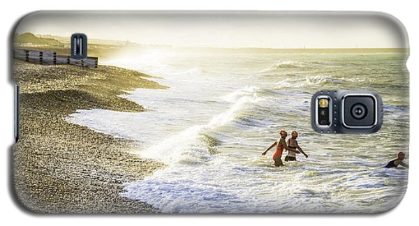 The Bathers Galaxy S5 Case