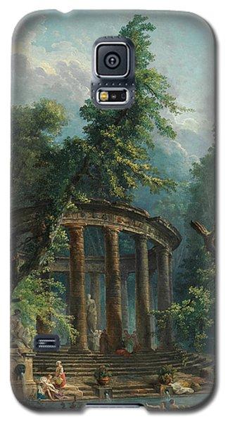 The Bathing Pool Galaxy S5 Case