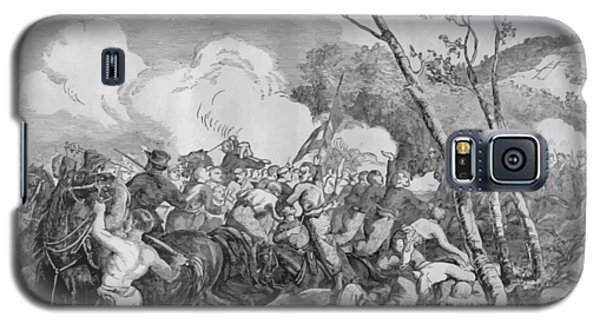 Bull Galaxy S5 Case - The Battle Of Bull Run by War Is Hell Store