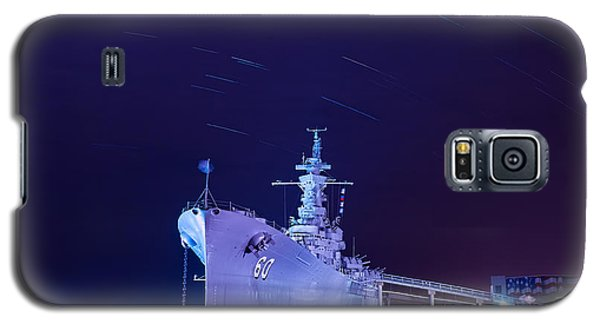 The Battleship Galaxy S5 Case