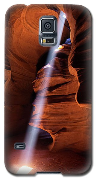 The Beam Of Light Galaxy S5 Case