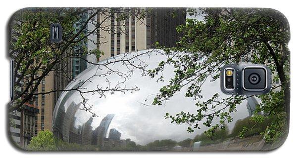 Galaxy S5 Case featuring the photograph The Bean by Wilko Van de Kamp