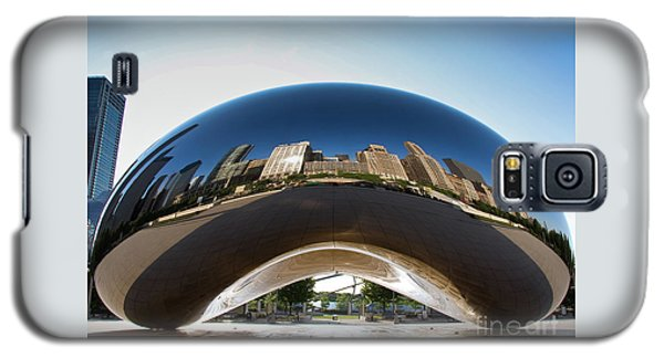 The Bean's Early Morning Reflections Galaxy S5 Case