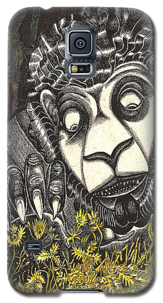 The Beast Discovers New Life Galaxy S5 Case