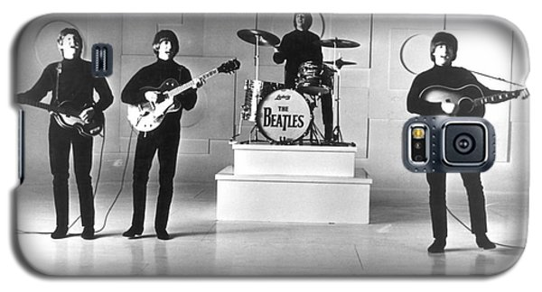 The Beatles, 1965 Galaxy S5 Case by Granger