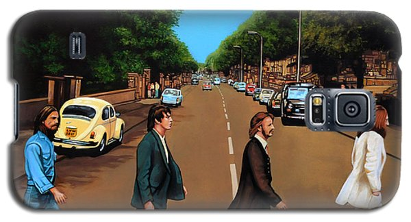 The Beatles Abbey Road Galaxy S5 Case