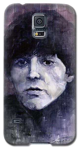 Portret Galaxy S5 Case - The Beatles Paul Mccartney by Yuriy Shevchuk