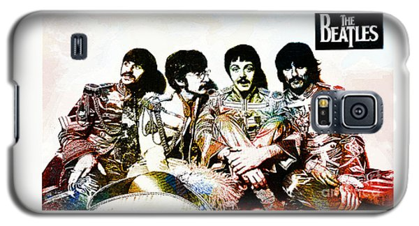 The Beatles--sargent Peppers Lonely Hearts Club Band Galaxy S5 Case
