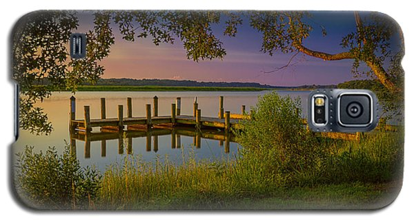 The Beautiful Patuxent Galaxy S5 Case