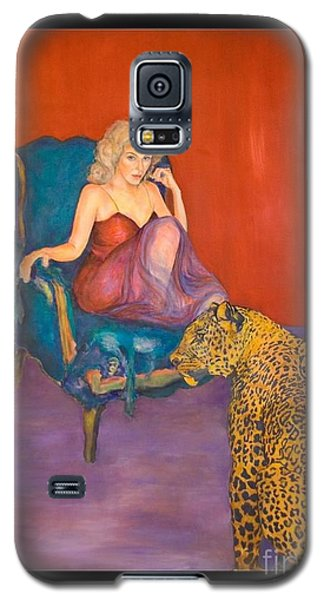 The Beauty And The Beast Galaxy S5 Case