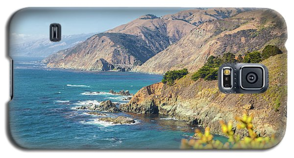 The Beauty Of Big Sur Galaxy S5 Case by JR Photography