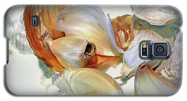 The Beauty Of Garlic Galaxy S5 Case
