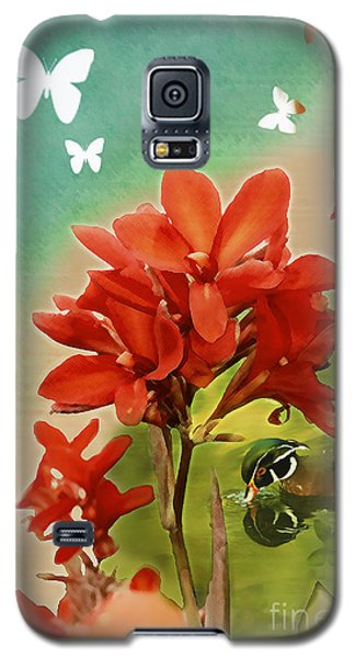 The Beauty Of Nature Galaxy S5 Case