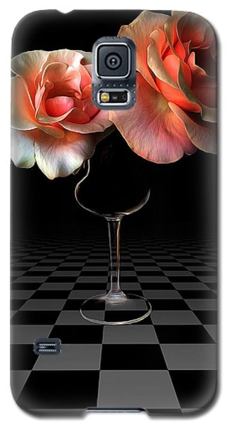 The Beauty Of Roses Galaxy S5 Case
