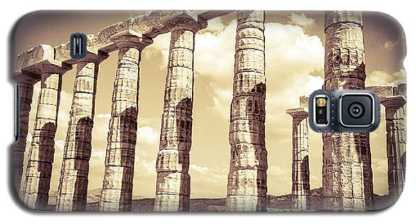 The Beauty Of The Temple Of Poseidon Galaxy S5 Case