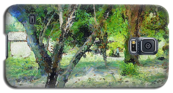 The Beauty Of Trees Galaxy S5 Case