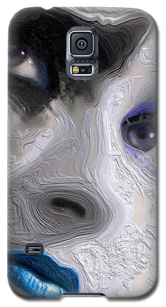 The Beauty Regime Blue Galaxy S5 Case by ISAW Gallery