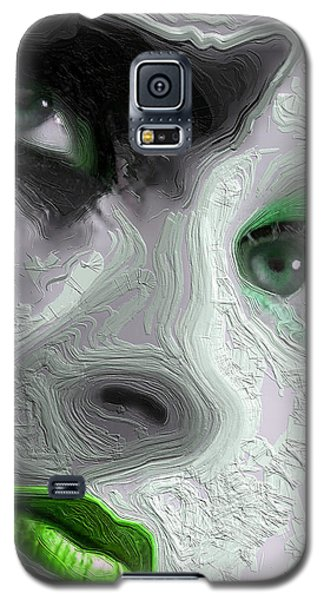 The Beauty Regime Green Galaxy S5 Case by ISAW Gallery
