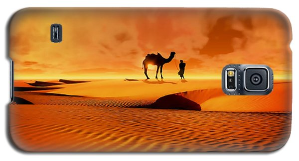 The Bedouin Galaxy S5 Case