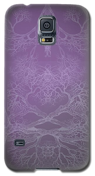 The Beginning Tree 1 Hybrid 1 Galaxy S5 Case