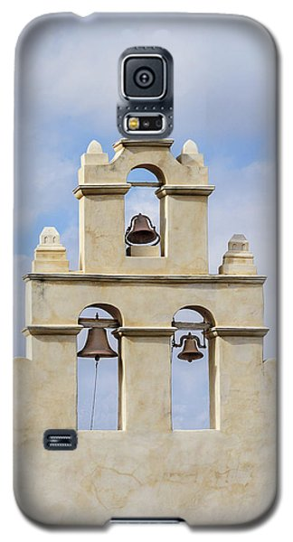 Galaxy S5 Case featuring the photograph The Bells Of San Juan by Mary Jo Allen