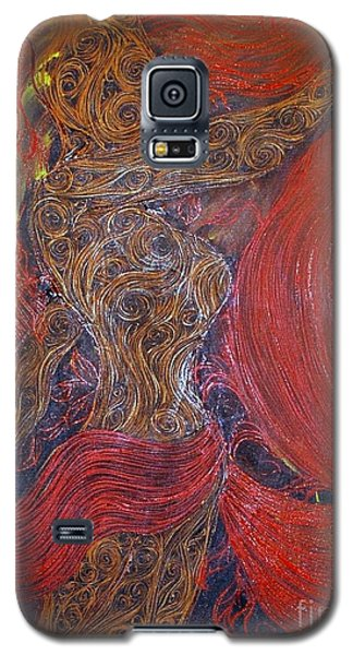 The Belly Dancer Galaxy S5 Case
