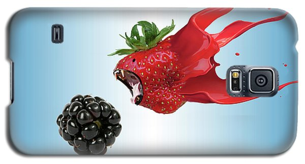 Galaxy S5 Case featuring the photograph The Berries by Juli Scalzi
