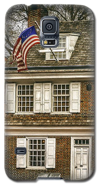 The Betsy Ross House Galaxy S5 Case