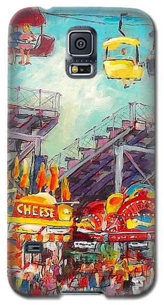 The Big Cheese Galaxy S5 Case