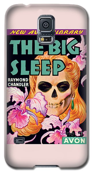 The Big Sleep Galaxy S5 Case